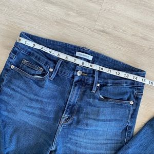 Good American Jeans - Good American Good Legs Skinny Ankle Jeans Stretch